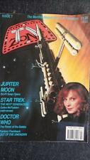 June TV Zone Science Fiction Magazines