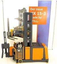Mx 15-3 Toujours Chariot Élévateur Optispeed Nzg 467 Emballage D'Origine 1:25
