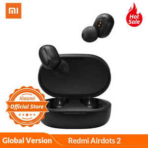 Xiaomi Redmi AirDots 2 Global Version In Ear Bluetooth 5.0 Wireless Bass Stereo
