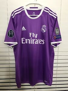 Real Madrid Kovacic Croatia Shirt CL Adidas Player Issue Shirt Adizero Jersey