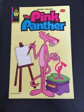 Whitman The Pink Panther #75 Comic (VERY  RARE)-See Photos