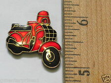 Scooter Motorcycle Pin ,  Vintage Lapel Pin