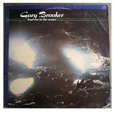 "GARY BROOKER ""LEAD ME TO THE WATER"" - LP - PROCOL HARUM"
