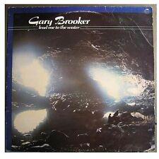 "GARY BROOKER ""LEAD ME TO THE WATER"" - LP - PROCOL HARUM"
