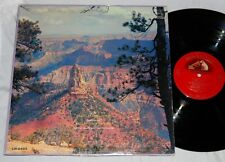 GOULD GROFE BEETHOVEN GRAND CANYON SUITE RCA LM-2433 SHADED DOG LP