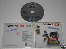 LOUIS ARMSTRONG/COMPACTO JAZZ (VERVE 833 293-2) CD ÁLBUM