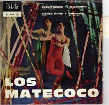 LOS MATECOCO LA PALOMA FRENCH ORIG EP