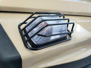 Schutzgitter für Blinker Mercedes G-Klasse W460 W461 W463 Wolf OHNE BOHREN!