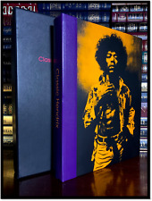 Classic Jimi Hendrix ✎SIGNED✎ by JOE PERRY New Genesis Publications Deluxe 1/350