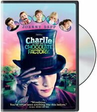 Charlie and the Chocolate Factory (Dvd, 2005, Widescreen Edition)