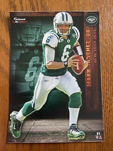 MARK SANCHEZ 2012 New York NY Jets uni Fathead Mini Card #61 L@@K