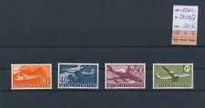 LM16977 Liechtenstein 1960 aviation airplanes fine lot MNH cv 30 EUR