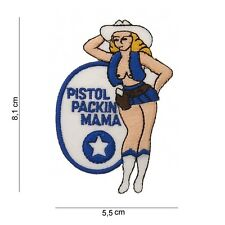 Patch écusson Pin-up   , Bikers,custom,USA, Country,Décoration ,