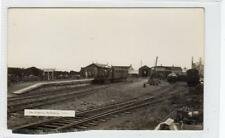 More details for railway station, seahouses: northumberland postcard (c29694)