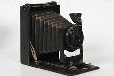 9x12 Folding Plate Camera Rapid Aplanat 135mm f7.7 Lens