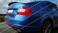 SKODA OCTAVIA MK3 RS SPOILER ( 5E from 2013 )