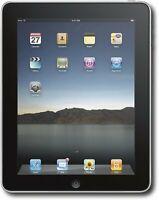 **READ**READ**READ**Apple iPad 1st Gen. 64GB, Wi-Fi, 9.7in A1219 - Space Gray