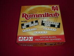 Original Rummikub Wort Jumbo 81251
