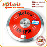 Nelco Red Lo-Spin Discus 75% Rim Weight Low Spin Steel Rim ABS Body IAAF Certify