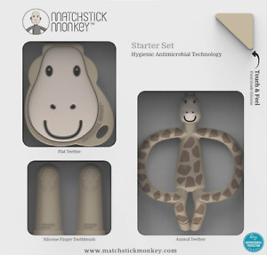 Matchstick Monkey Gigi Giraffe  Starter Set