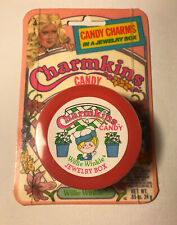 Vintage 1983 Hasbro MOC Charmkins Candy Charms Willie Winkle Jewelry Box