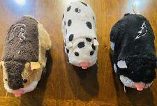 Zhu Zhu Lot of 3 Hamster Pets Animated Toys