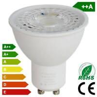 18X 7W GU10 COB LED Bulbs Downlight Spotlight Down Lamps Energy Saving Daylight