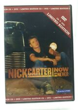 Nick Carter : Now Or Never CD / DVD LIMITED EDITION