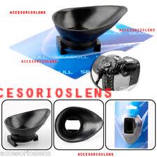 VISOR OCULAR DK-22 + DK19 GOMA  para Nikon D600,D750,D300s,D5000,D7200,D610,D200