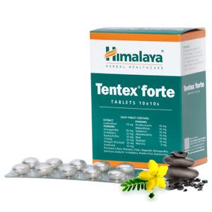 Himalaya Wellness TENTEX FORTE 10 Tablets   Ayurveda   Free Shipping