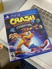 Crash Bandicoot 4: It's About Time (Ps4, 2020)