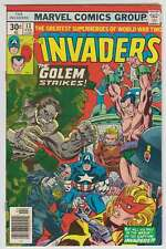 L4934: The Invaders #13, Vol 1, VF/NM Condition