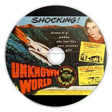 Unknown World (1951) Bruce Kellogg Adventure, Sci-Fi Film / Movie on DVD
