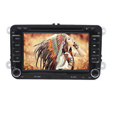 "7""Bluetooth Autoradio Car Sat-Nav GPS lecteur DVD Stéréo pour VW Passat B6 B7 CC"
