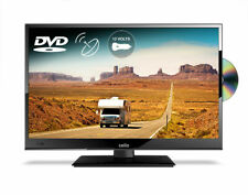 "CELLO 24"" 12v LED TV DVD FREEVIEW HD & SATELLITE TUNER USB HDMI NEW FOR 2019"