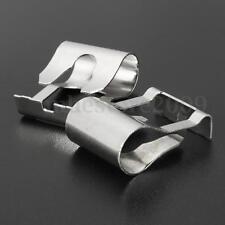 2x Steel Wiper Linkage Repair Clips For Fiat Brava Bravo Doblo Punto Coupe Stilo