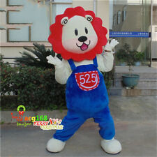 2019 Newly Unisex Adult The Lion Mascot Lion Costume Party Dress Gifts