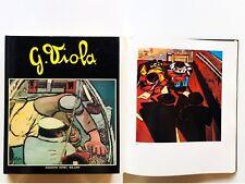 Giuseppe Viola Sipiel Milano Monografia Rilegato Dino Buzzati quadrilingue 1977