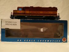 Bachmann HO 61712 GP38-2 North American diesel locomotive Wisconsin Central 2001