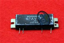 1PCS TOSHIBA S-AV17 Encapsulation:MODULE,RF POWER AMPLIFIER MODULEHAM,