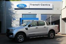 [NEW] Ford Ranger 3.2TDCi 200PS Wildtrak 4x4 Auto in Silver Tow Bar, F&R Sensors