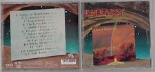 EMBASSY - EDGE OF RAINBOWS CD 1998 MAPLE LEAF RECORDS METAL