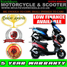 AJS Digita 50cc Twist & Go Automatic Learner Legal Scooter / Moped