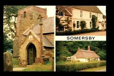 Somersby Old Unused Postcard #C2566