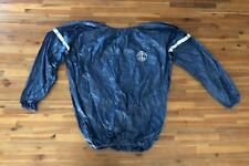 GOLD'S GYM Weight Loss Sauna Suit ~ Fits 30-38 Inch Waist ~ Heavy Duty Vinyl M/L