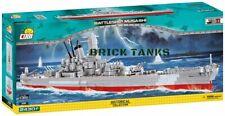 Battleship Musashi - COBI 4811 - 2430 brick battleship