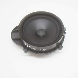 Land rover discovery l319 speaker right front door eh22-18808-da 2011