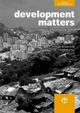 Development Matters: Christian Perspectives on Globalization, , Used; Good Book