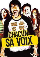 Chacun sa voix (DVD)