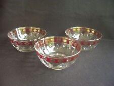 Italy/Venetian Ruby Glassware